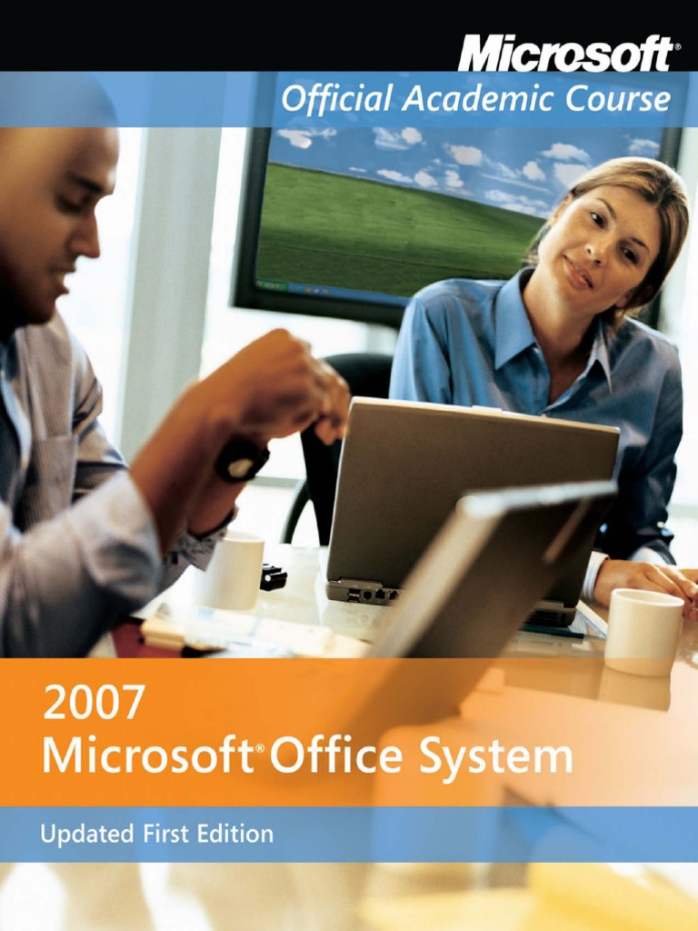 Microsoft office 2007 study guide free download.