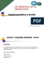 Financiamiento a Mypes