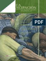 crítica y emancipación. Revista latinoamericana de ciencias sociales