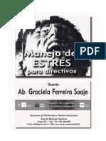 Manual Manejo Del Estres. Para Directivos Rrhh[1]