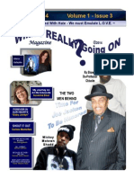 What's REALLY Going ON Magazine Vol 1 Issue 3 - March 2014