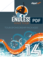Tour Sponsorship Pack