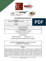 Economia Política da América Latina e Caribe