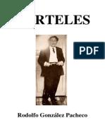 Carteles, de Rodolfo González Pacheco
