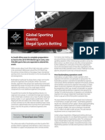 ExpertTalk Illegal Sports Betting