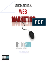 eBook Introduzione Al Web Marketing e Social Media Marketing Studio Samo