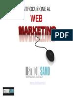 eBook Introduzione Al Web Marketing e Social Media Marketing Studio Samo