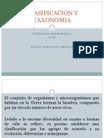 Clasificacion y Taxonomia