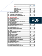 Metrado - Estructuras - Modulo d Final
