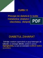 Dieta DZ Obezitate Dislipidemii