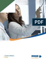 Cuadro Medico Privado 51 CEUTA PR