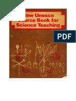 Unesco New Sourcebook for Science Teaching 1973