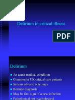 Delirium Presentation Web
