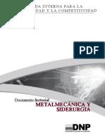 Metalmecanica y Siderurgia