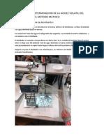 PROCESO PARA DETERMINACION DE LA ACIDEZ VOLATIL DEL                     VINO MEDIANTE EL METODO MATHIEU.pdf