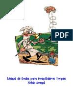 Manual de Cocina Para Hospitaleros Torpes