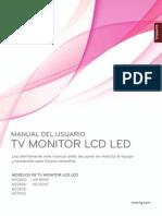 Manual Tv LG OK