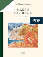 """""""Mare e Sardegna"""" D H Lawrence"""