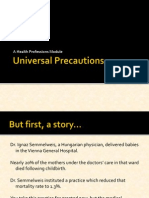 Universal Precautions PPt Final