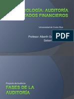 2. Metodología - Auditoría de Estados Financieros