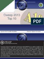 Owasp 2013 Top A10