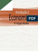 Cap. 1 - Dez Princípios da Economia