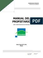 Manual Propietario Alto Andino II