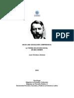 HACIA UNA SOCIOLOGÍA COMPRENSIVA (WEBER)