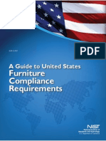 NIST - US Furniture Compliance Requirements