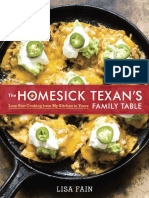 The Homesick Texan's Family Table by Lisa Fain - Recipes