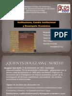 Douglass North Instituciones