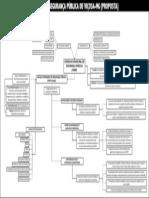 Projeto Segurança Pública Viçosa (organograma)