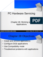 C28 Working With Applications