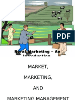 Rural Marketing - An Introduction