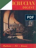 Rosicrucian Digest, April 1950