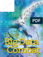 Using Big Data to Combat Fraud