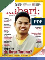 Majalah kabari Okt 09