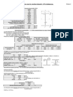 Zajęcia nr 4 - belka - sprawdzenie ULS i SLS