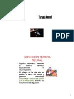 68034045 01 Introduccion a La Terapia Neural