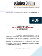 Arguição de nulidade da citação CPC 214.doc