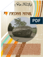 Leyenda de Piedra Móvil de Cuitláhuac, Veracruz.