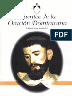 Fuentes de la Oración Dominicana
