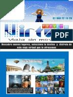 Vitual Travel Segmentación de mercado e Idea