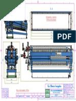 Plano Filtro Prensa 1500x1500