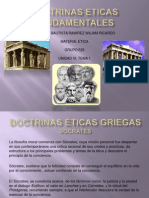 DOCTRINAS ETICAS FUNDAMENTALES