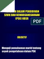 Psk Kbsr Penilaian Presentation