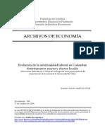 ARCHIVO DE ECONOMÍA