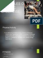 Principles of Aerobic Excercise -Leslie