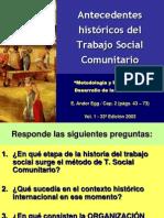 02 Historia Del t.s. Comunitario
