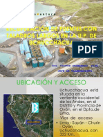 Recuperación de puentes con taladros largos en Uchucchacua